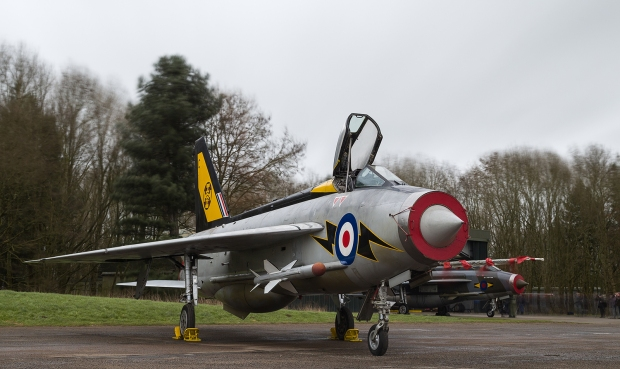 XR713 Lightning, Bruntingthorpe-20160220-124