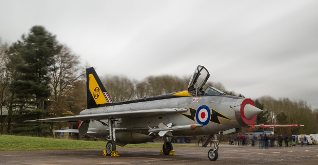 XR713 Lightning, Bruntingthorpe-20160220-127