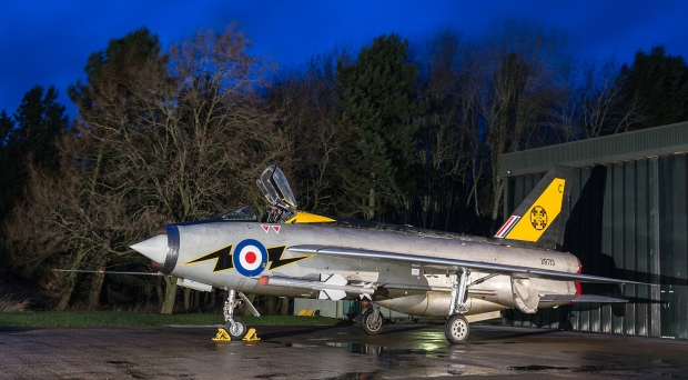 XR713 Lightning, Bruntingthorpe-20160220-212