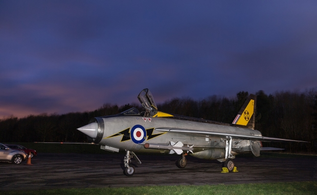 XR713 Lightning, Bruntingthorpe-20160220-224