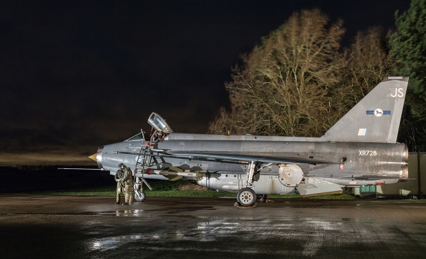 XR728 Lightning, Bruntingthorpe-20160220-253
