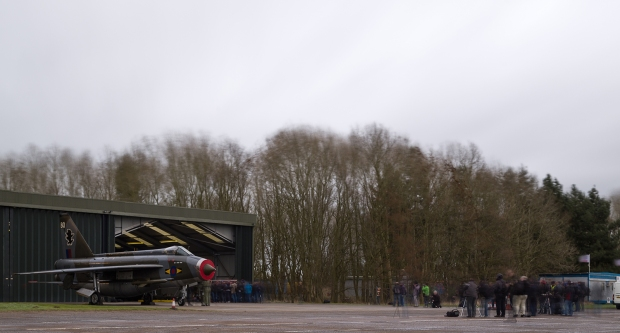 XS904 Lightning, Bruntingthorpe-20160220-121